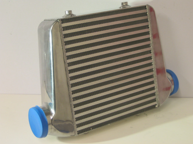 Intercooler L300*H280*76mm / 2.5' Studser